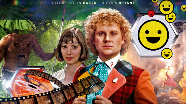 Sixth Doctor and Peri