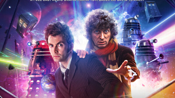 Doctor Who: Out of Time 1 cover art