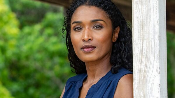 Camille Bordey (Sara Martins) Death in Paradise
