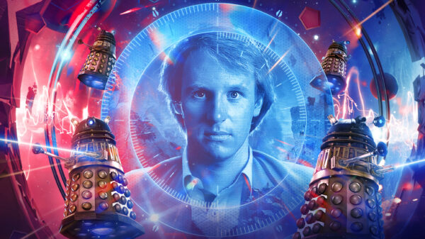 Doctor Who: Shadow of the Daleks 2 cover art