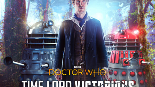 Doctor Who Time Lord Victorious: The Enemy of My Enemy cover art