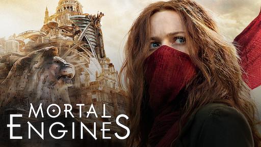 Mortal Engines Netflix