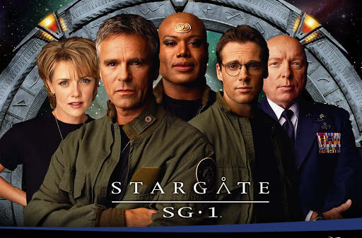 Stargate Sg 1 Coming To Netflix All Ten Seasons And Maybe More