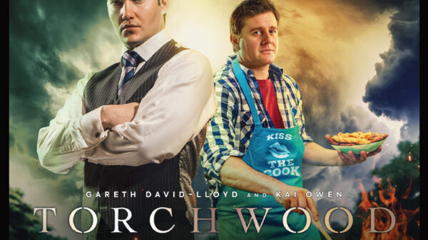Torchwood: Rhys and Ianto's Excellent Barbecue cover art