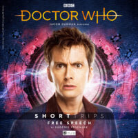 Doctor Who: Free Speech cover art