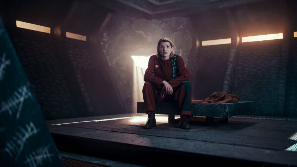 Revolution of the Daleks: who rescues the Doctor from prison?