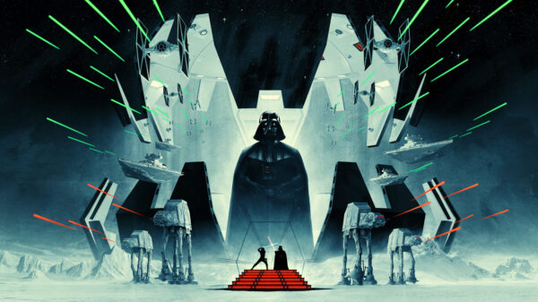 Star Wars: The Empire Strikes Back Matt Ferguson Poster