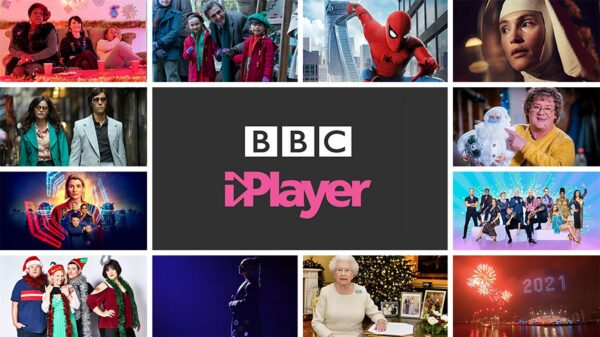 BBC iPlayer festive fortnight