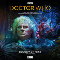 Doctor Who: Colony of Fear cover art