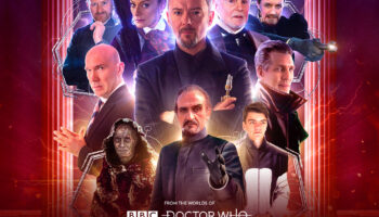 Doctor Who: Masterful Boxset cover art