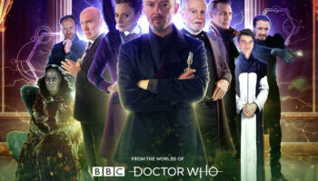Doctor Who Masterful Cover Art