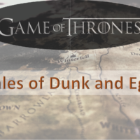 Game of Thrones Dunk and Egg