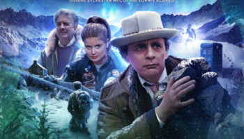 Doctor Who - The Grey Man of the Mountain cover art