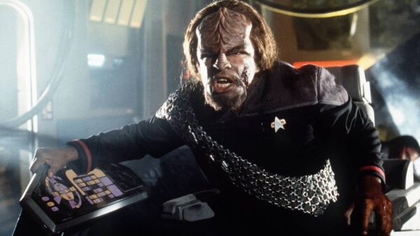 Michael Dorn Worf Star Trek