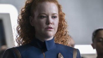 Star Trek Discovery Ensign Sylvia Tilly (Mary Wiseman)