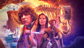 Doctor Who - The Primeval Design cover art