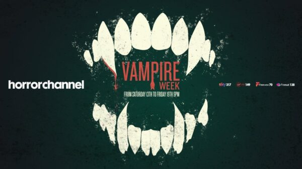 Vampire Week on the Horror Channel