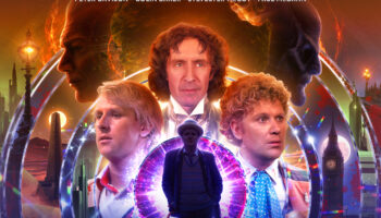 Doctor Who: The End of the Beginning cover art