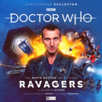 Doctor Who Ravagers starring Christopher Eccleston