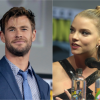 Chris Hemsworth Anya Taylor-Joy Furiosa