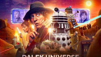 Doctor Who Dalek Universe: The Dalek Protocol cover art
