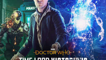 Doctor Who Time Lord Victorious: Echoes of Extinction 8th Doctor cover art