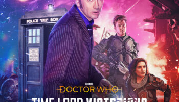 Doctor Who Time Lord Victorious: Echoes of Extinction 10th Doctor cover art