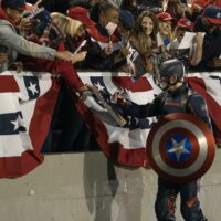 Disney+ tops the chart with Falcon and the Winter Soldier s1 ep2 A New Captain America