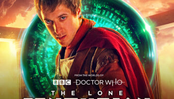 Doctor Who The Lone Centurion Vol 1 cover art