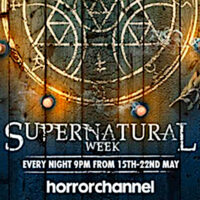 supernatural week horror channel