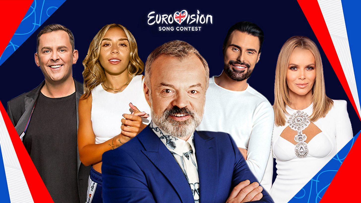 BBC Eurovision team