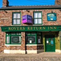Coronation Street Rovers Return product placement