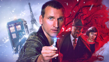 Doctor Who: The Ninth Doctor Adventures - Fright Motif cover artwork