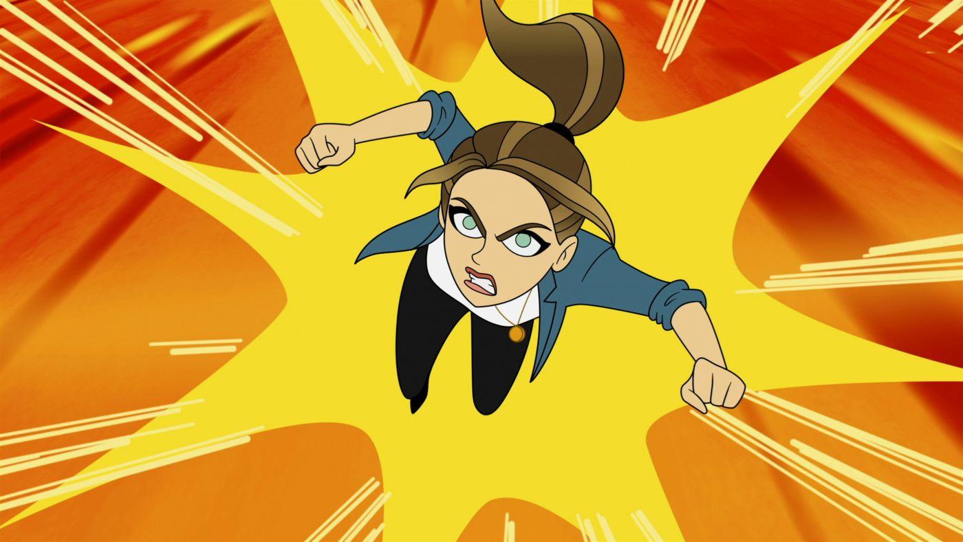 Chloe Decker (animated)